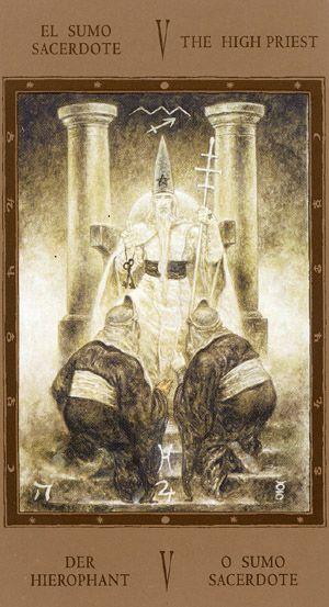 O Sumo Sacerdote