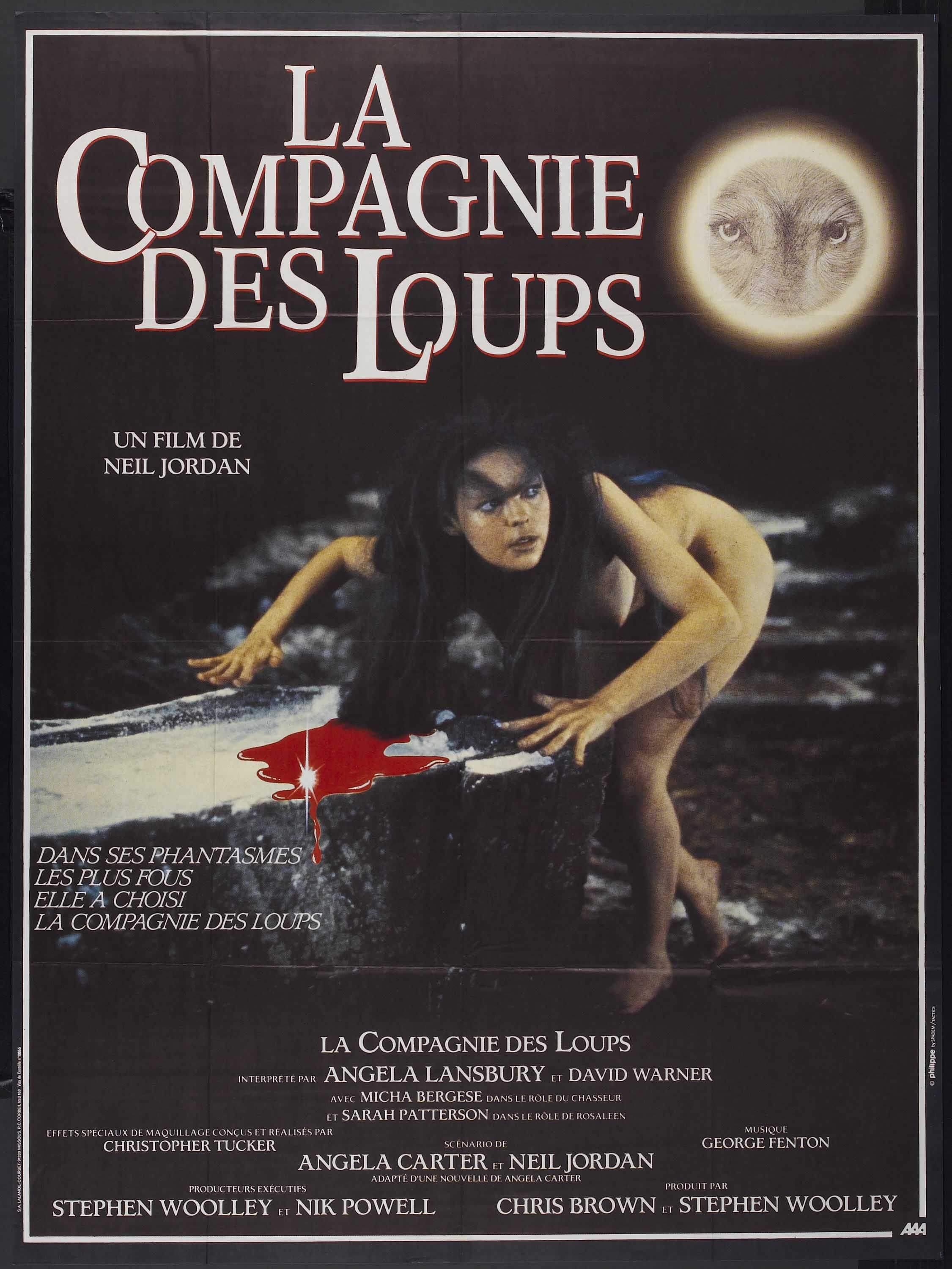 Image result for the company of wolves poster