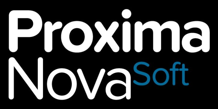 Proxima Soft Medium Font Free Download