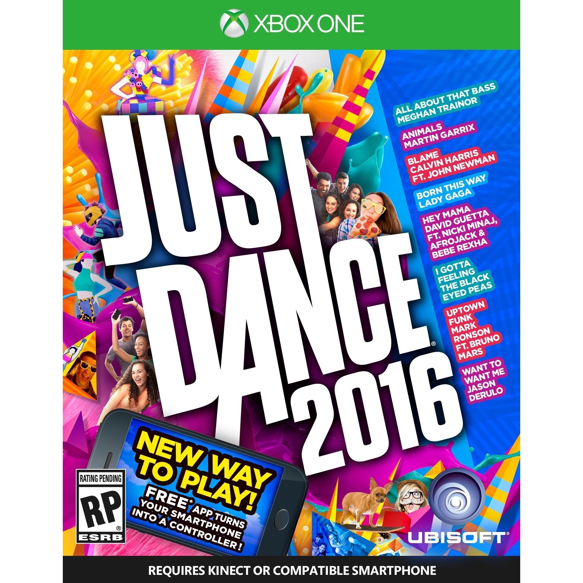 Xbox One - Just Dance 2016