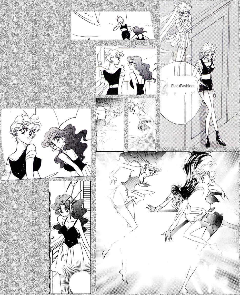 Sailor Moon Fashion: Photo