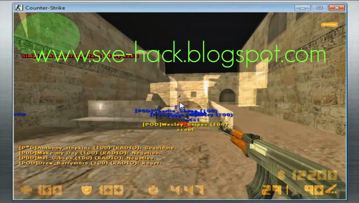 cs 1.6 wallhack aimbot 2013