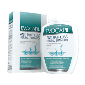 The Evocapil Shampoo Contains Active Agents It Cleans The Head Very Good After A Hair Transplant Anti Hair Loss Shampoo Anti Hair Loss Vitamins For Hair Loss