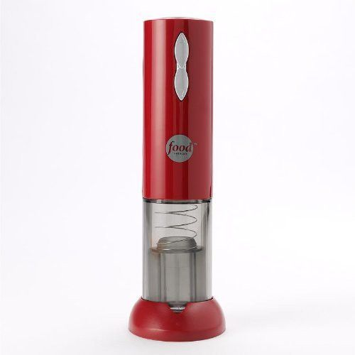 Food Network Electric Wine Opener