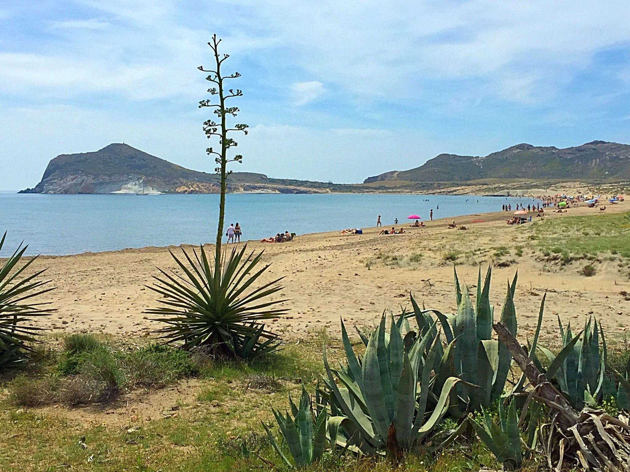 Genovese Beach San Jose Almeria Spain San Jose Almeria Cabo De Gata Almeria Almería