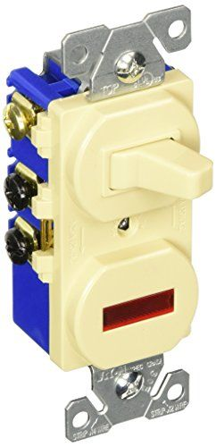 Eaton 294v 15 Amp 120v Combination 3way Switch Pilot Light Ivory Check This Awesome Product By Going To The Link At The Gadget World Latest Gadgets Gadgets