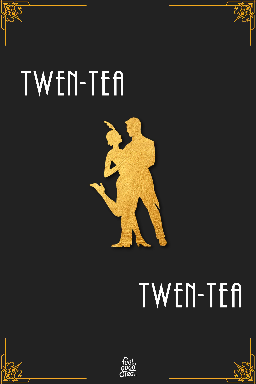 We are back to the roaring twenties, which means its time for some 2020 TWEN-TEA! . . . #selflove #wellness #health #mindfulness #healthyliving #vegan #organic  #teatime #tealove  #herbaltea #teaaddict #tealovers