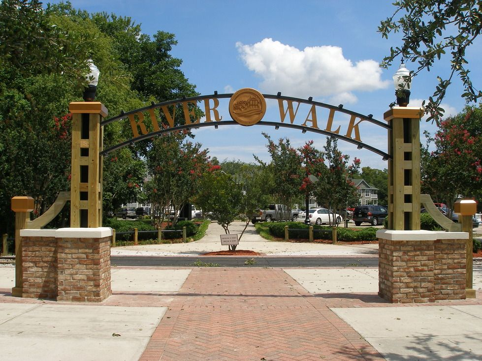 Conway Sc Gateway To The River Walk And Marina Charleston Travel South Carolina Homes Myrtle Beach Sc