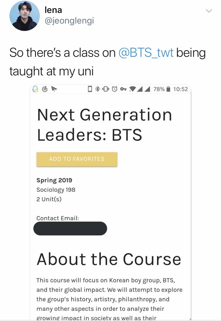bts #course #ucberkeley | BTS ❤️ in 2019 | BTS, Bts boys