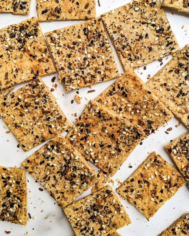 gluten free flatbread crackers