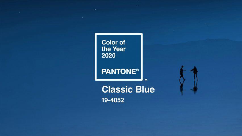 couleur pantone 2020