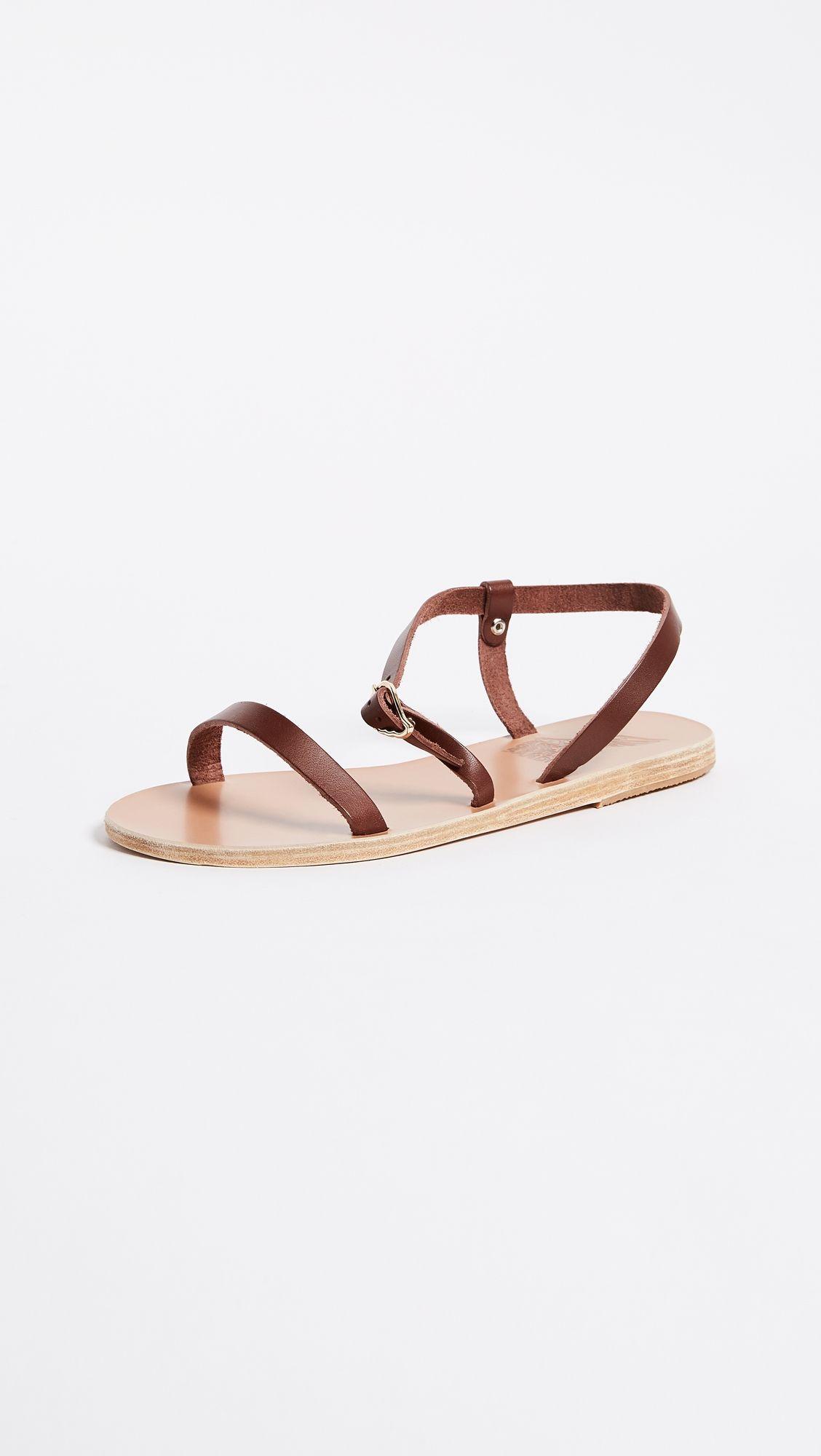 98fda111dff18 Niove Sandals | Products | Greek sandals, Sandals, Ancient greek sandals