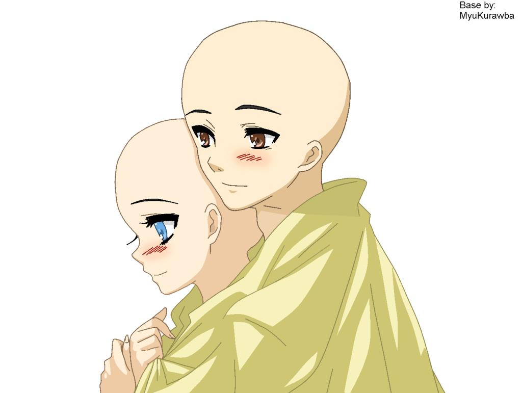 anime base couple - HD1024×771