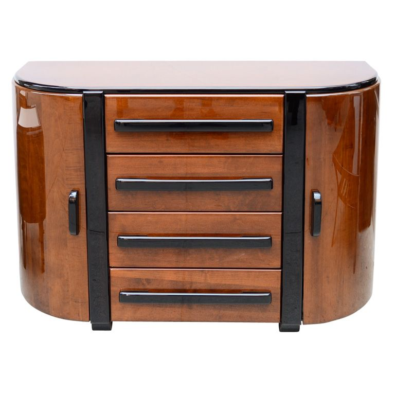 Bedroom Tv Cabinet Design Art Deco Style Bedroom Ideas Bedroom Fireplace Bedroom Design Styles: Art Deco Cabinet Designed By Donald Deskey American C