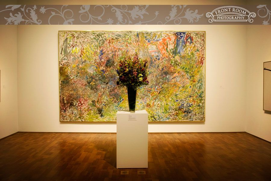 MAM- Art in Bloom. Photo by: Front Room