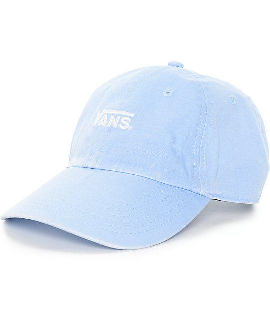 Vans Court Blue Bell Baseball Hat
