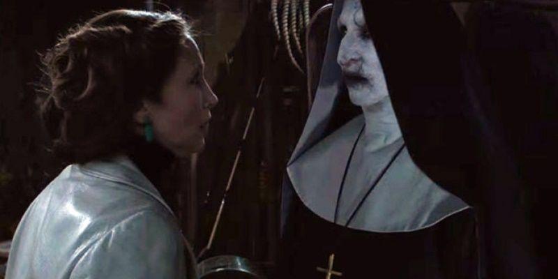 The Nun Filme Sobre A Freira Demoniaca De Invocacao Do Mal 2
