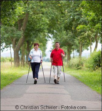 Nordic Walking für Anfänger: Eine simplify-Anleitung für den Trendsport