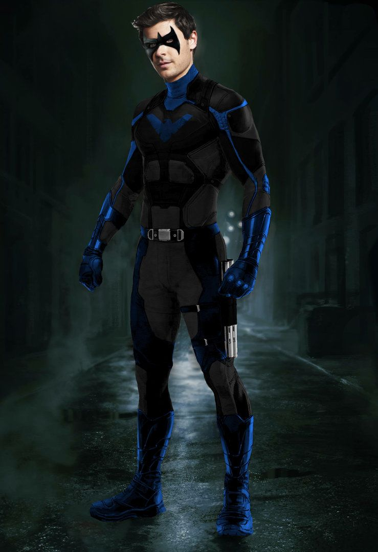 Nightwing To Feature lots of nods To Dick Graysons