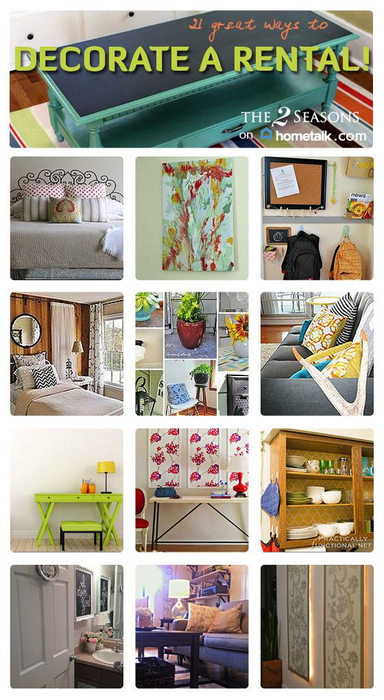 The Mother Daughter Lifestyle Blog Rental Home Decor Rental