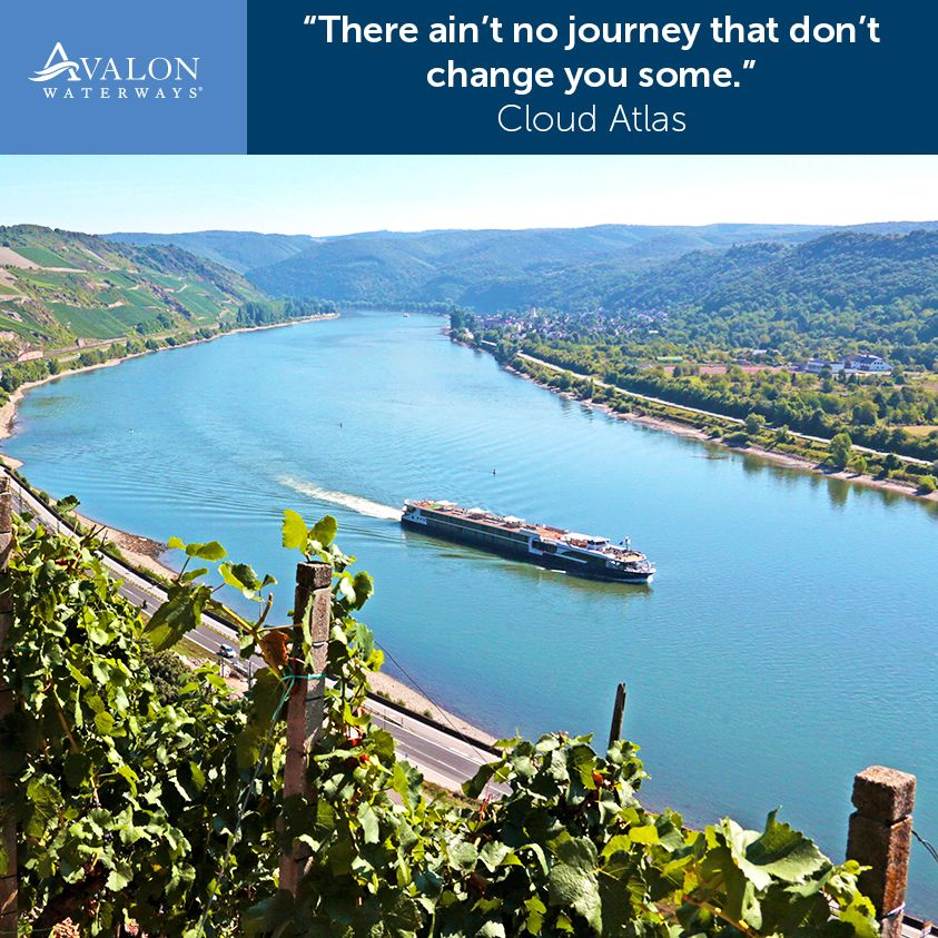 Journeys change us. That's part of exploring the world!