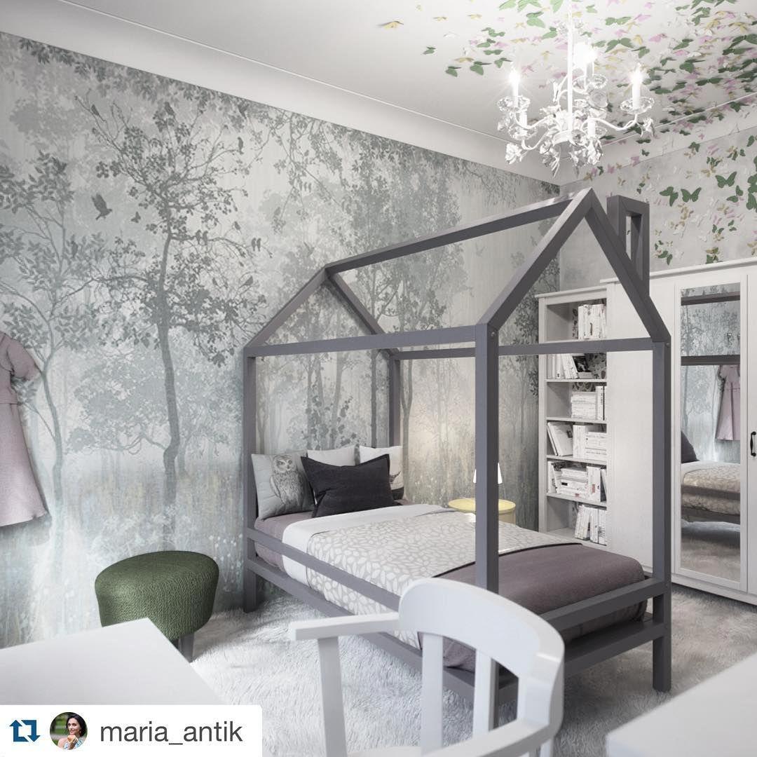 Instagram Домики в интерьере pinterest instagram