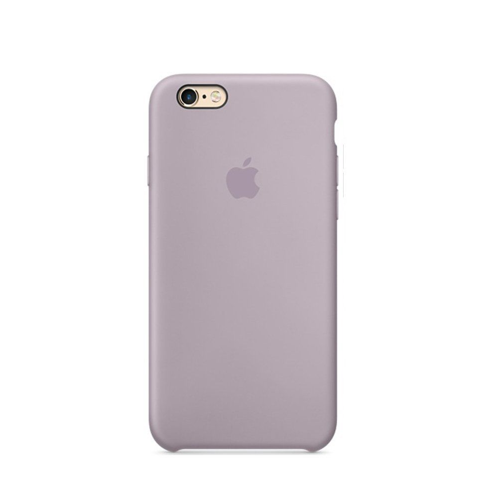 Optimal shield soft leather apple silicone