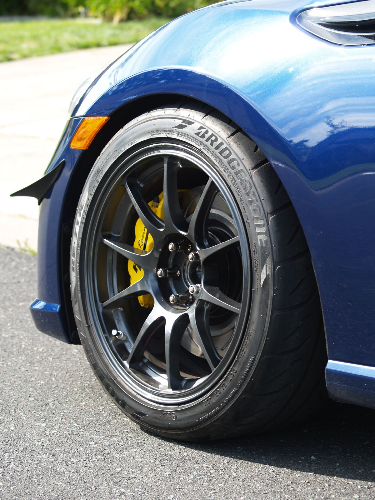 Rr racing brake development competition and street page 25 scion fr s forum