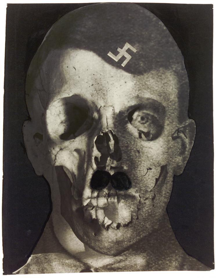 Erwin Blumenfeld, Hitler, 1933