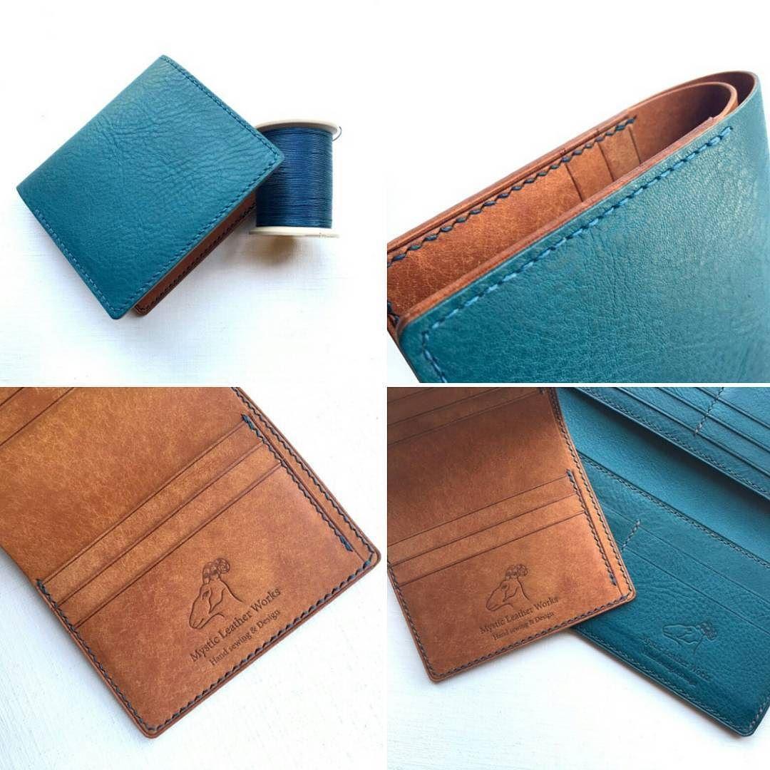 ec83835f2c9b Minerva Box Wallet Leather - Badalassi Carlo Art. Minerva Box / col ...