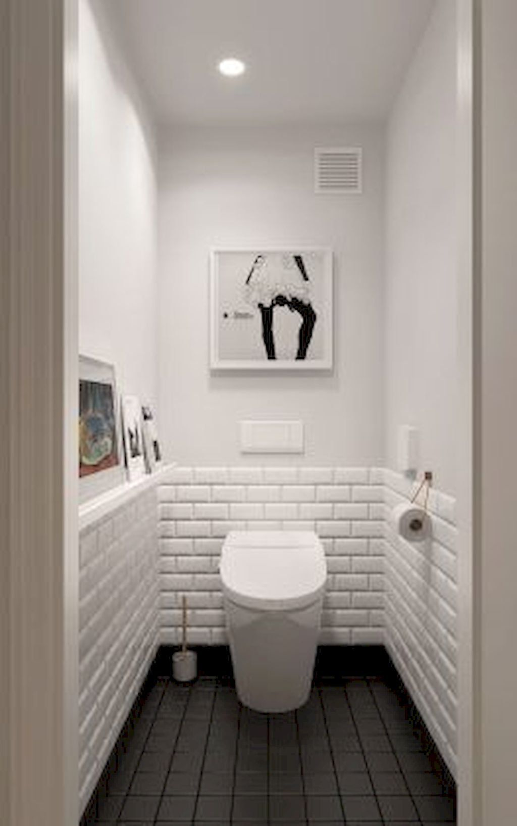 How To Create Bathroom That Fit Best Toilet Closet Small Toilet