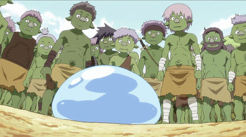 That time I got reincarnated as a slime Anime, Slime, Slayer