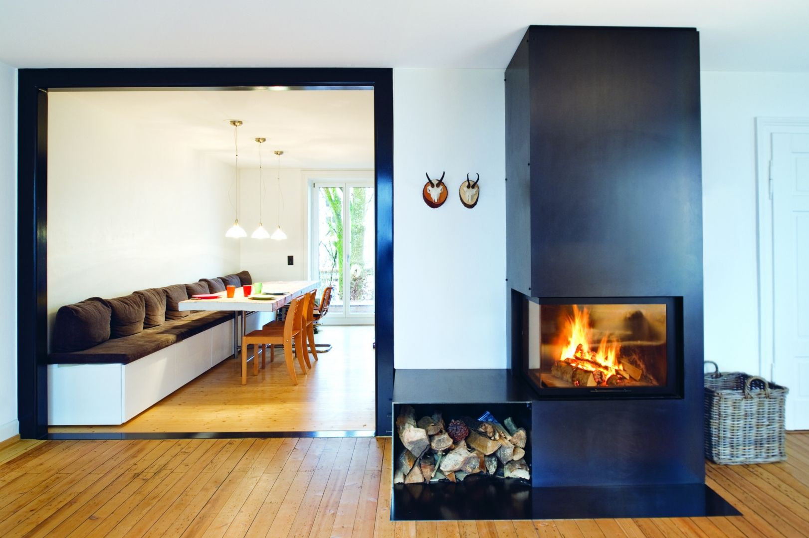 50 Modern Fireplace Ideas To Fall In Love With Modern Fireplace