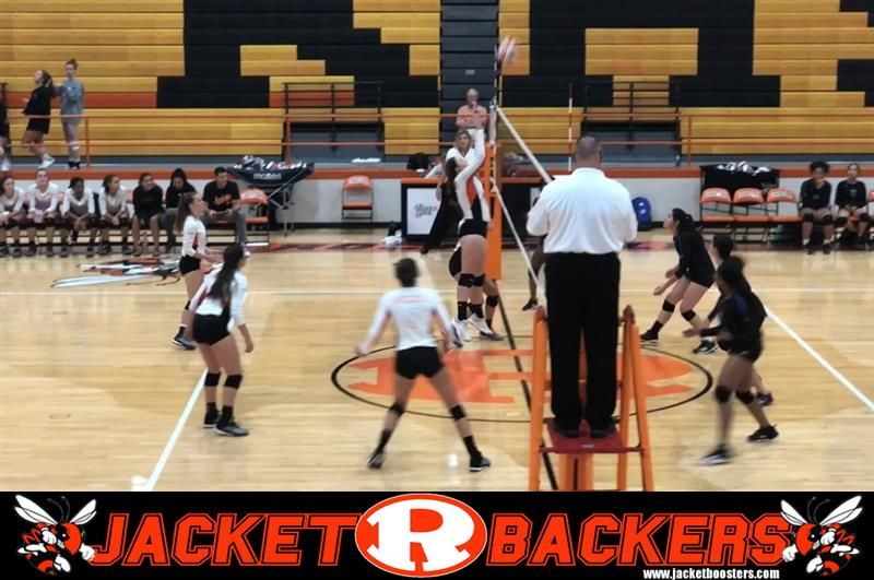 Rockwall High School Lady Jackets Volleyball Teams Take All Of The Sets In Tuesday Night S Action Varsity Jv And 9th Grade Volleyball Team Varsity Volleyball