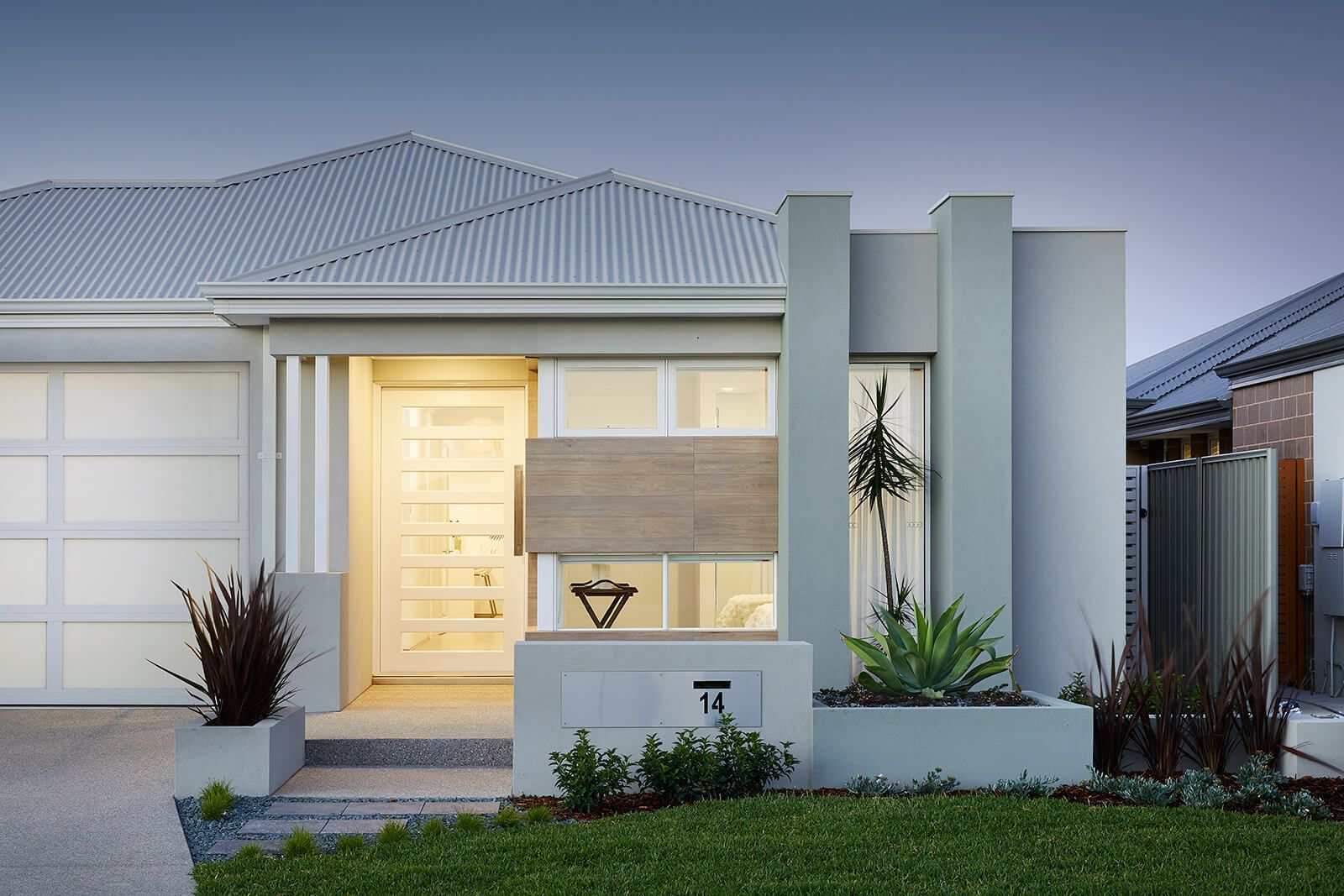 Display home piara waters the whiteoak display and house display home piara waters the whiteoak blueprint homes malvernweather Image collections