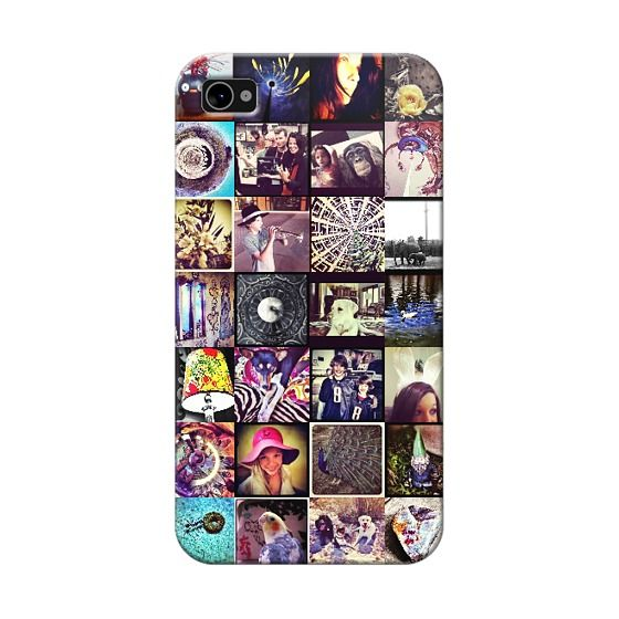 Custom cases with your Instagram, Facebook and personal photos - Casetagram