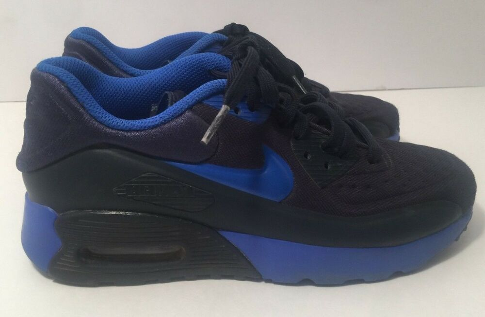 a1298f1efc NIKE Air Max 90 Ultra SE Classic Sneakers Shoes Trainers 844599 400 Boys Sz  4Y #Nike #AthleticSneakers