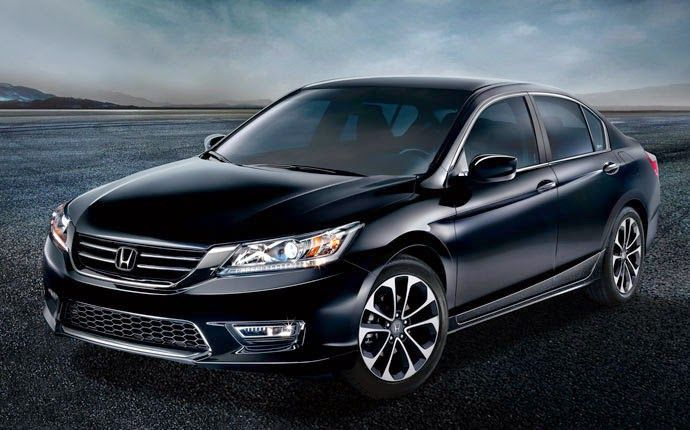 The 2015 Honda Accord Sedan Is Still The Star Of The Show