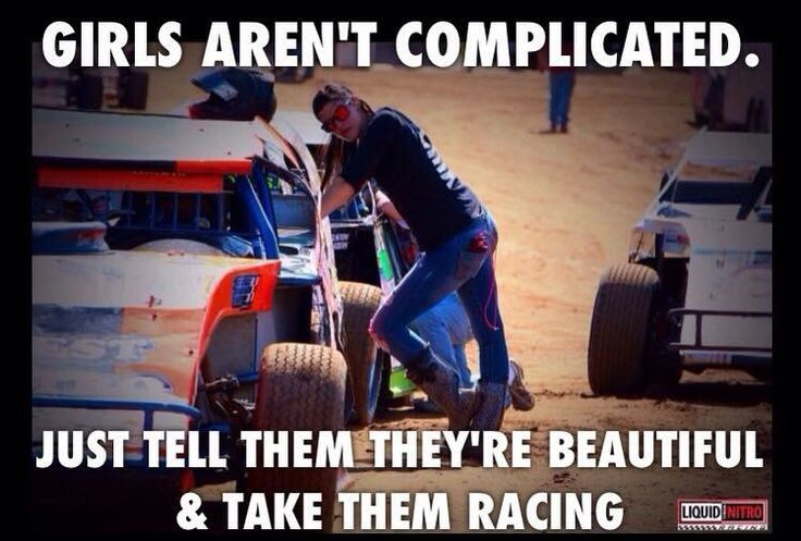 Definitely me | Memes & Quotes | Sprint car racing, Dirt ...