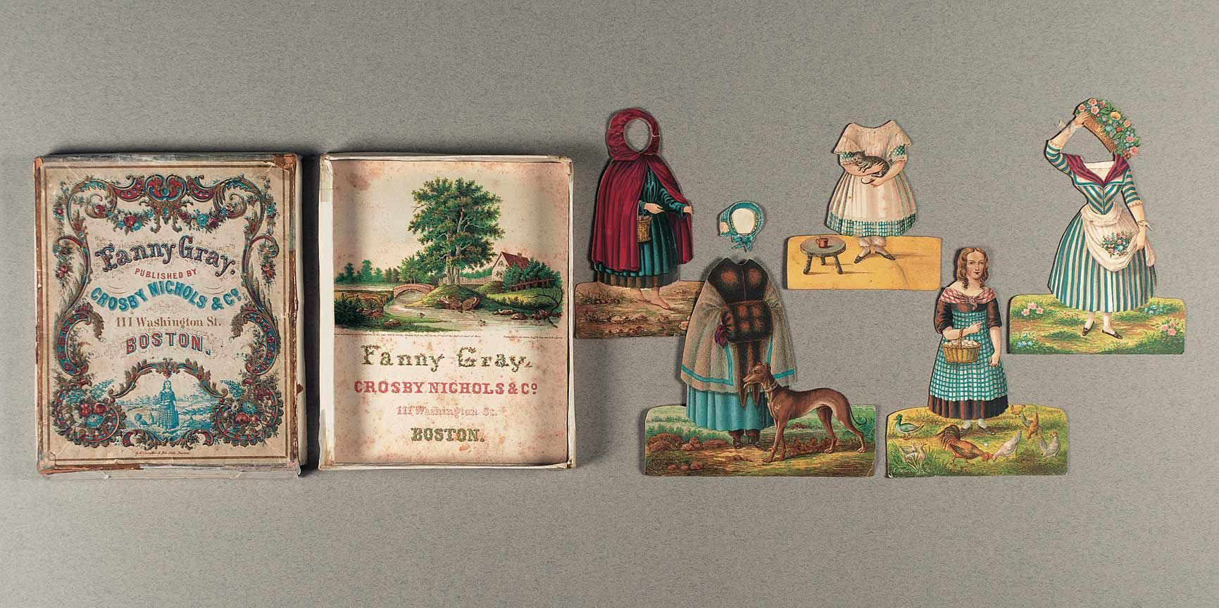 Paper Dolls 1790 1940