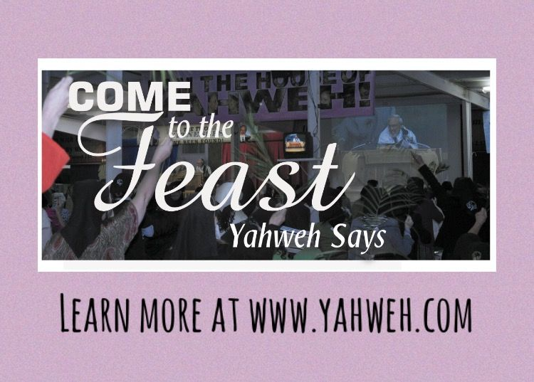 yahweh feast-registration-formshtml Join Us For The - registration forms