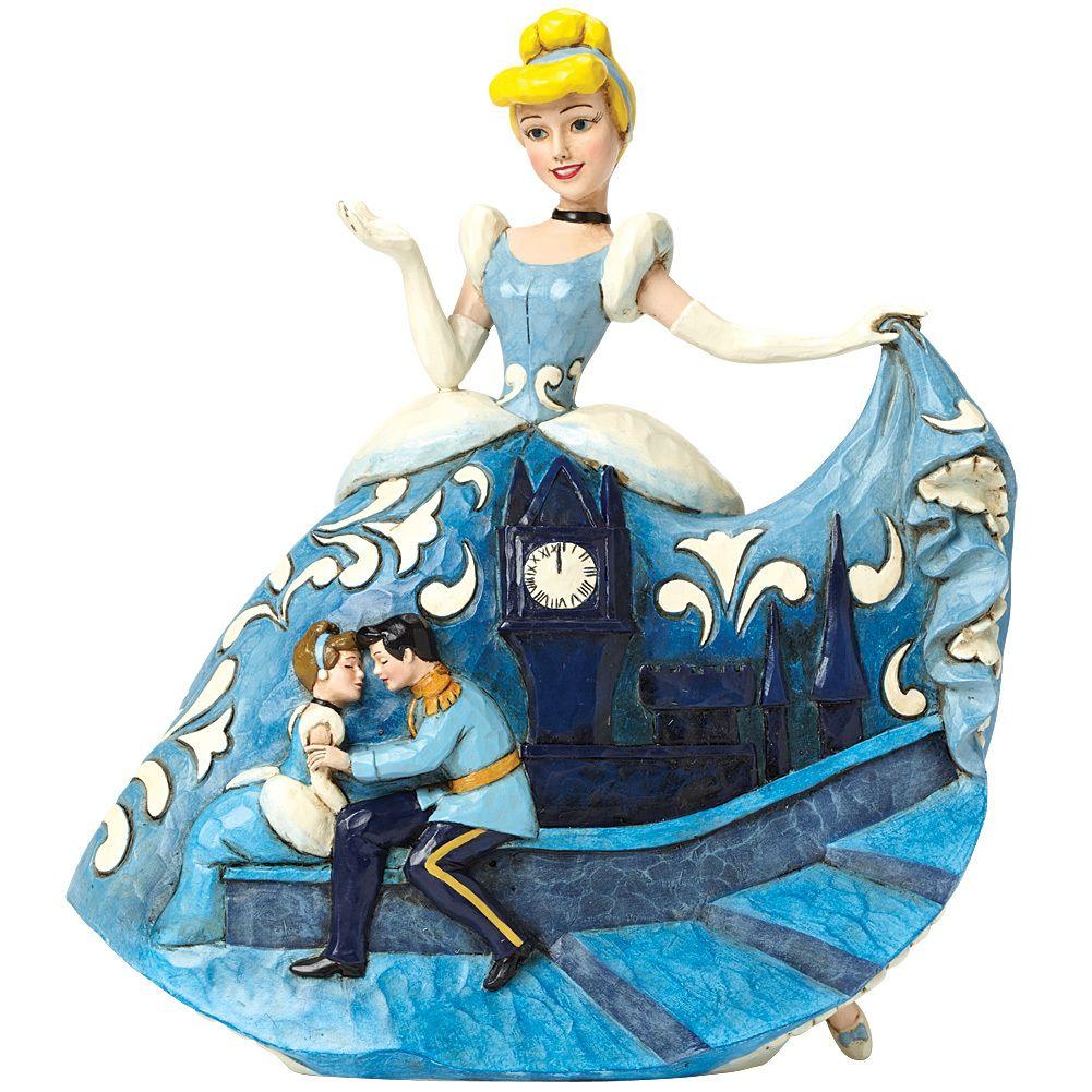 NEW Jim Shore Disney Cinderella 65th Anniversary Figurine