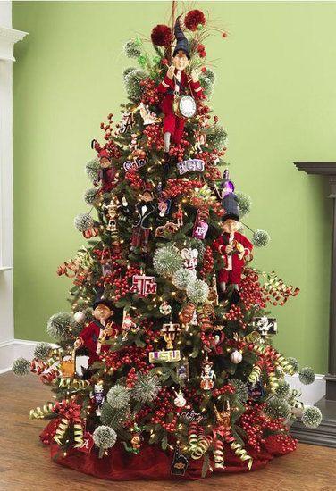 tematicas de arboles de navidad bodegas ilusion