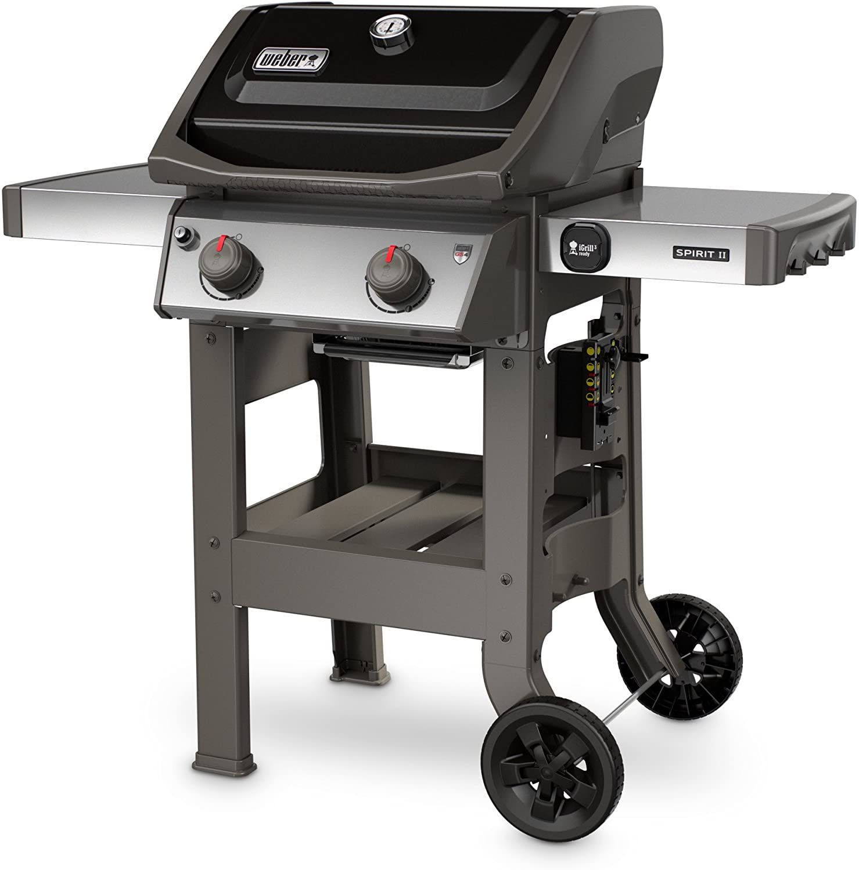 Weber 44010001 Spirit Ii E 210 2 Burner Liquid Propane Grill Black In 2020 Propane Gas Grill Best Gas Grills Natural Gas Grill