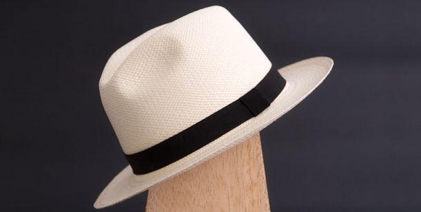 Sombrero de paja toquilla para niño  Confeccionado 100% de paja toquilla y  a mano. 60d8f776e6c