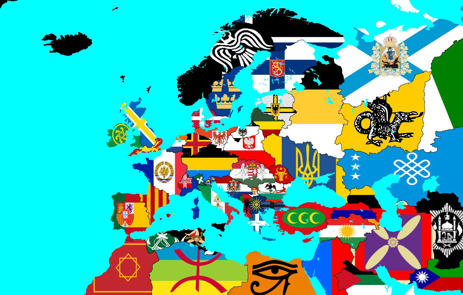 alternate map of europe Image result for alternate map of europe | Europe map, Alternate