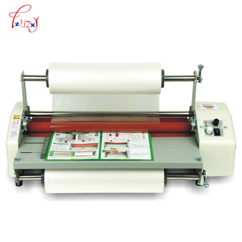 12th 8460t A2 Multi Function Roll Laminator Hot Rolling Mill Roller Cold Laminator Rolling Machine Film Laminator 110v 1pc Rolling Mill Roller Machine