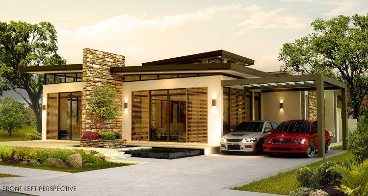 Perfect modern bungalow house designs philippines  kb also joeann ancero joeannancero on pinterest rh