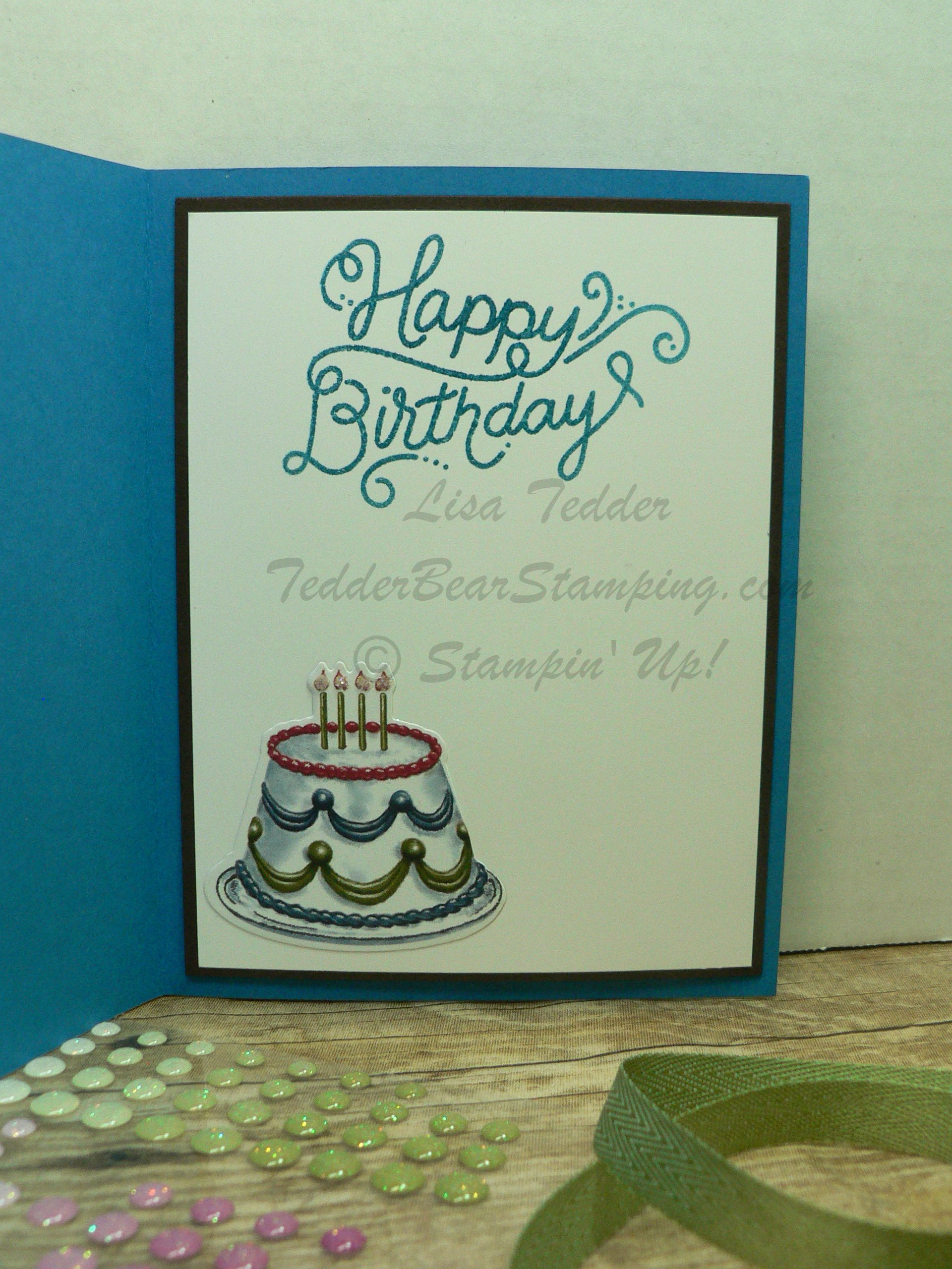 30++ Birthday cake card delivery ideas in 2021