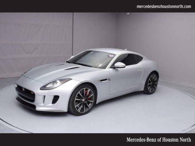 Cars For Sale: Used 2015 Jaguar F TYPE S Coupe For Sale In Houston